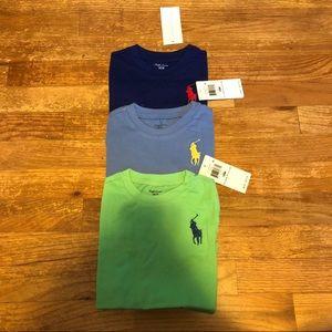 NWT Polo Ralph Lauren Bundle Shirts